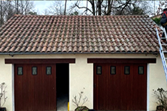 Avant Rénovation toiture